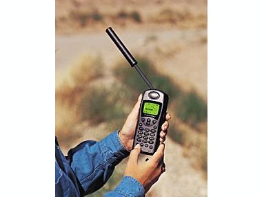 Teléfono Motorola 9505A con batería y cargador Electrónica