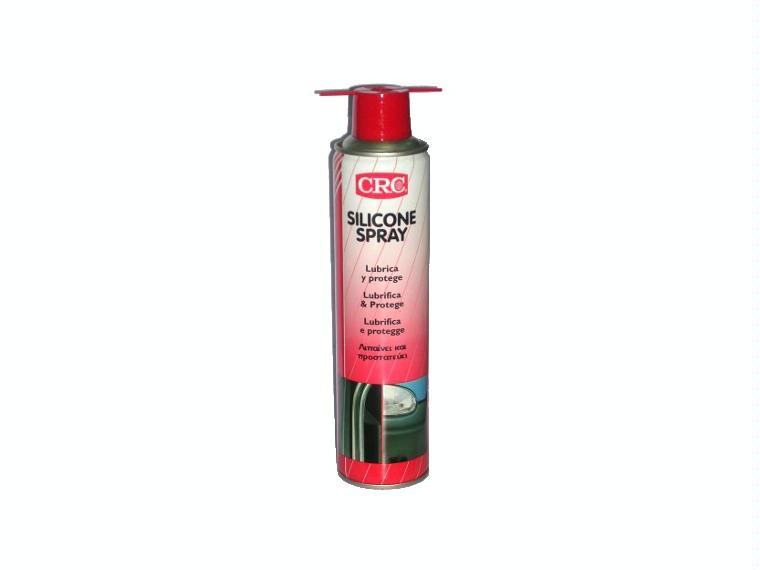 Crc silicona lubricante spray 400 ml otros 75297 cosas - Lubricante de silicona ...
