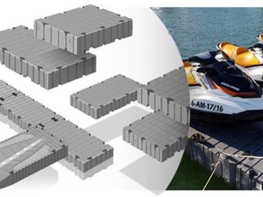 PLATAFORMAS MOTO DE AGUA NUEVAS Equipamiento de puertos