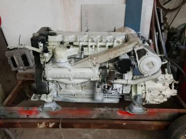 motori marini Iveco-Aifo e FTP da 370cv.elettronici Motores