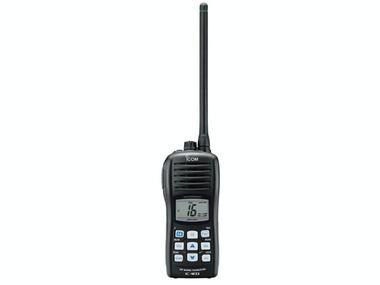 Radioteléfono VHF portátil flotante Icom IC-M33 Otros