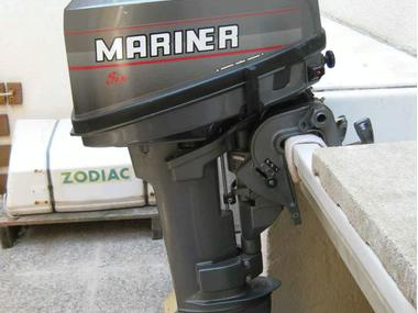 FUERABORDA MARINER 6 cv 2T Motores