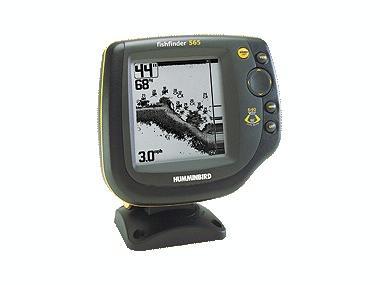 Sonda LCD HUMMINBIRD 565X Electrónica