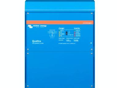 Victron Energy Quattro 12-5000-220-100-100 Electrecidade