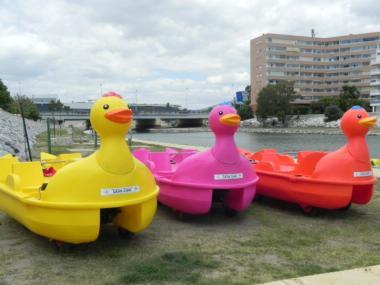 hidropedal, kayaks, pedal boat, barcos a pedal, jet ski, plataformas motos de agua, Otros