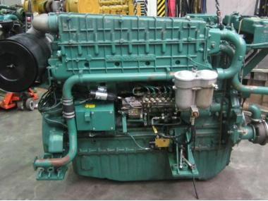 marine engine volvo tamd 162A Motores