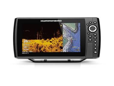 Humminbird Sonda GPS/Plotter Helix 9 Otros