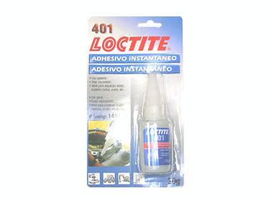 Adhesivo Instantáneo Loctite 401 Otros