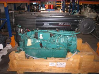 marine engine volvo D12 MH 550 hp Motores