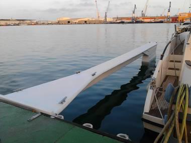 finger Equipamiento de puertos