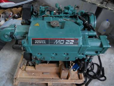 VOLVO MD 22 - 55 HP Motores