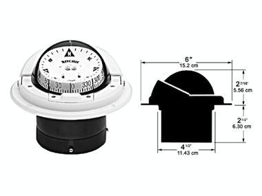 COMPAS RITCHIE  HF¿73-W - 601574 Navegación