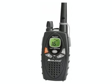 VHF portatíl - MIDLAND Electrónica