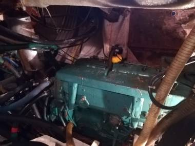 Motor Volvo MD21A Motores