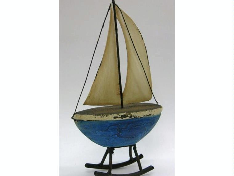 barco vela antiguo decoracin nutica otros
