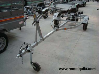 Remolque RQ F500 Remolques