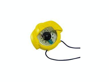 Compas Iris 50 Amarillo Plastimo Otros
