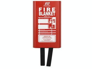 Manta de Proteccion Anti-Fuego Plastimo Seguridad