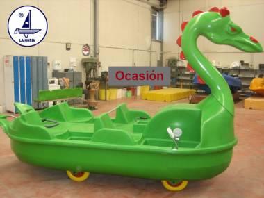 Hidropedal Gran Dragón - Ocasión Navegación
