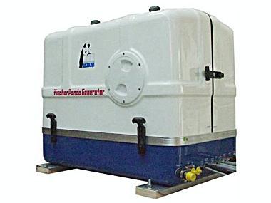 07 - Panda PMS 14000 NE, Kubota, 11,9 kW / 14,0 kVA, agua dulce Electricidad