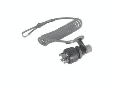 Clip de Seguridad Hombre al Agua con Cable Otros