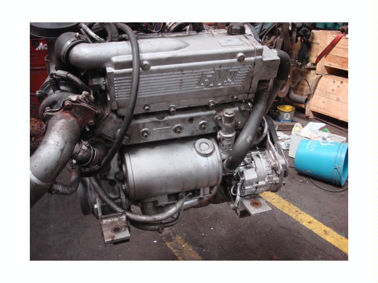 Despieze Motor Barco Diesel Ocas Fnm 155 De Segunda Mano