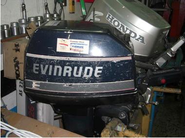 OCASION MOTOR EVINRUDE 6HP Motores