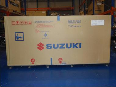 SUZUKI 250 TX Motores