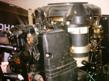 MOTOR TOHAPSU DE 70 C.V. A 2 TIEMPOS Motores