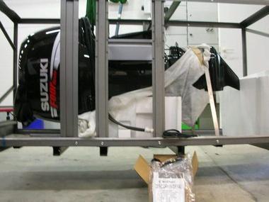 FUERABORDA SUZUKI 40 TL Motores