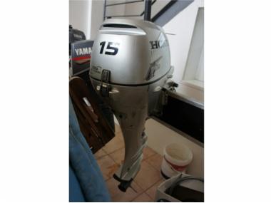 Honda BF15 Motores