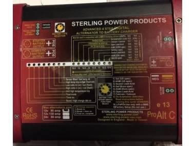 Vendo Sterling Power Pro Alt C Electricidad