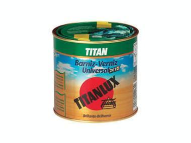 Barniz brillante universal Titán Otros