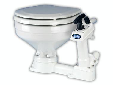 Jabsco Inodoro WC Manual Compacto Twist And Lock Otros