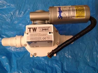 Bomba de vacío Sealand TW 24 volt Electrecidade