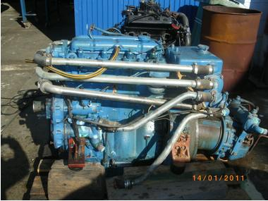 MOTOR PERKINS 4 cilindros 90cv Motores