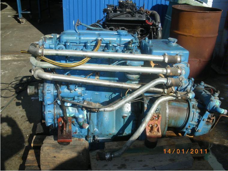motor perkins 4 cilindros 90cv de segunda mano 69544