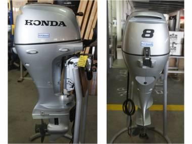 .Motor Honda BF8DK2 SHSU Motores