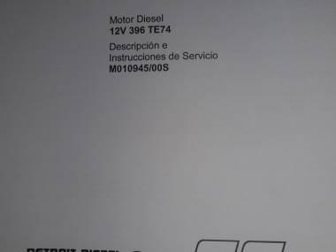 Manuales MTU Motores