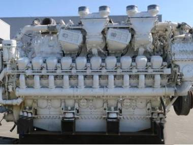 MTU 20V1163TB93 marine  engine 7150 KW or 9715 HP Motores