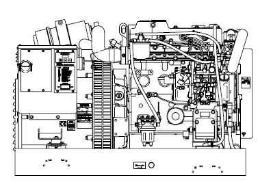 Kohler 33kw Motores