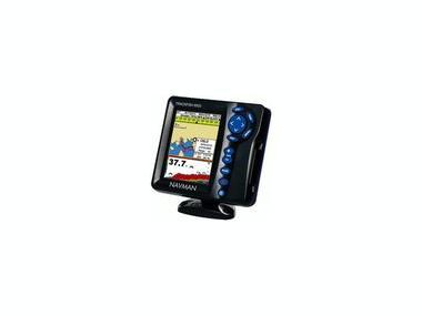 GPS lector + sonda  NAVMAN Electrónica