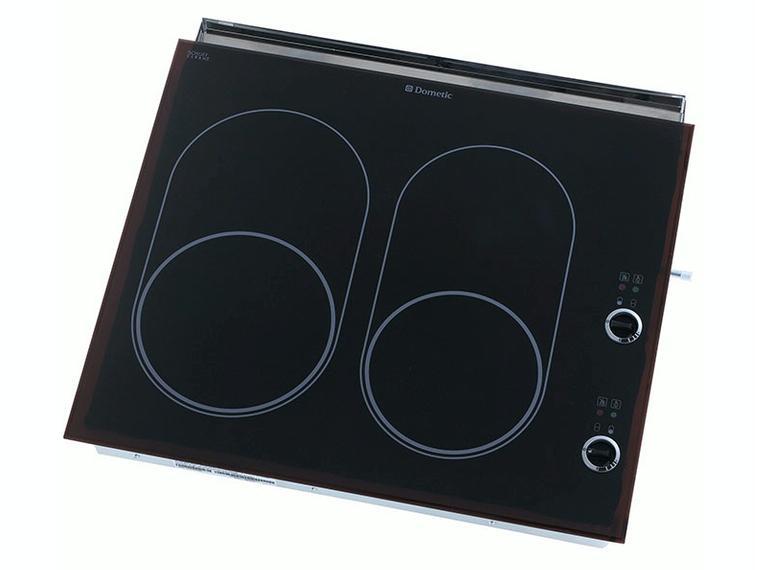 Cocina vitrocer mica de gas 2 placas cc09 dometic otros - Placa de cocina de gas ...