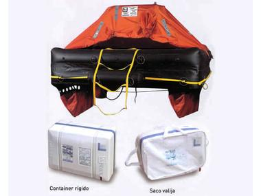 Balsa salvavidas para yate Duarry ISO-9650 Otros