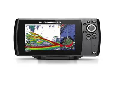 Humminbird Sonda GPS/Plotter Helix 7 Otros