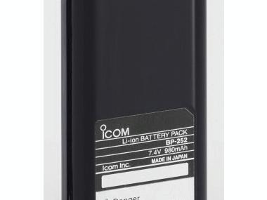 Icom Bateria BP-252 Electrónica