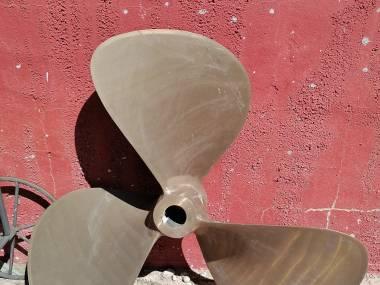 Hélice de bronce Otros