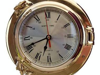 Relógio vigia 22cm Outros
