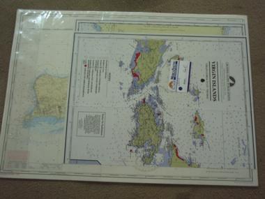 X JUEGO CARTAS VIRGIN  ISLAND (8UND) Navegación