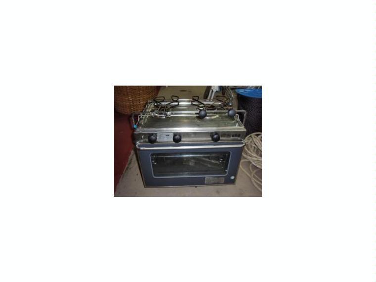 Cocina eno 2 fogones horno de segunda mano 00102 cosas for Horno con fogones